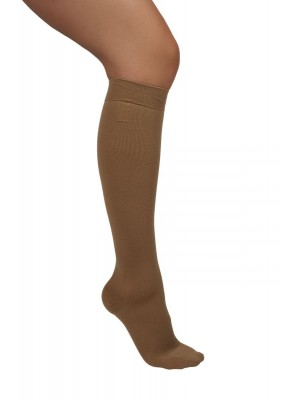 Medical Stockings Knee High (Open Toe)
