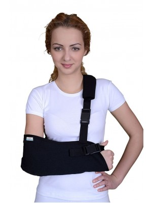 Arm Sling with Extra Belt- Luxury